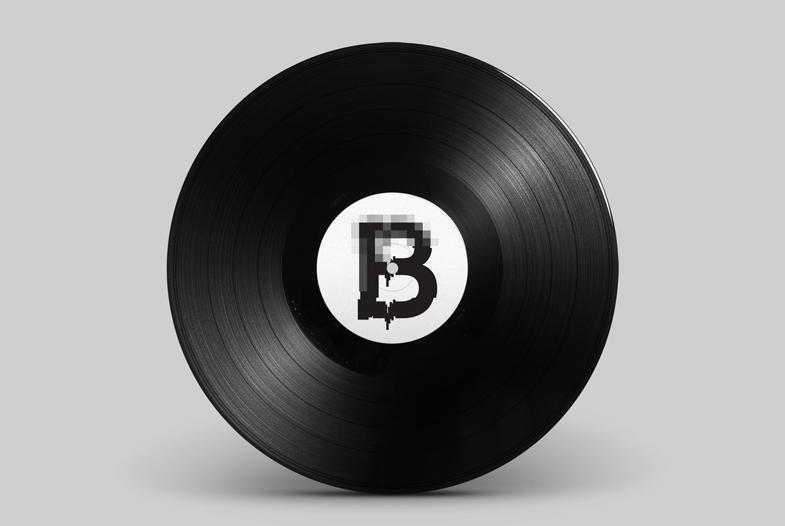 Vinyl-labelB